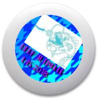 Deep Ultimate! Innova Pulsar Custom Ultimate Disc