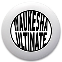 Waukesha Ultimate Discraft Ultrastar Ultimate Frisbee