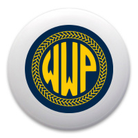 walsh monogram Ultimate Frisbee