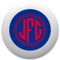 JGF Monogram Innova Pulsar Custom Ultimate Disc