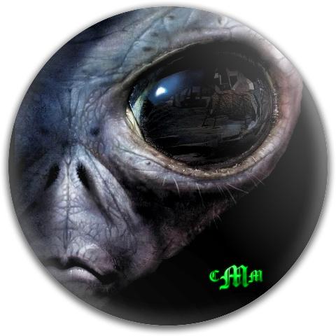 Alien Dynamic Discs Fuzion Criminal Driver Disc