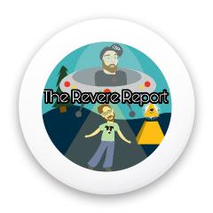 The Revere Report Custom Mini Ultimate Disc