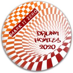 Drunk Hokies 2020 Latitude 64 Gold Line Compass Midrange Disc