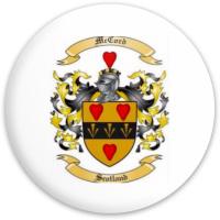 Family Crest Latitude 64 Gold Line Compass Disc