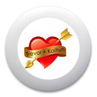 Trevor + Kaitlyn Ultimate Frisbee