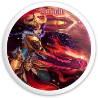 dragon knight Latitude 64 Gold Line Knight Driver Disc