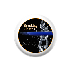 Breaking Chains Dynamic Discs Judge Mini Disc Golf Marker