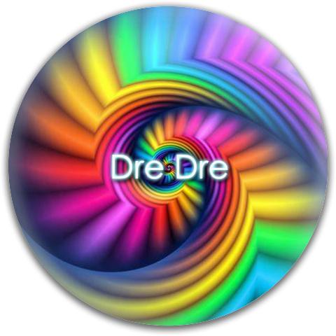 Dre Dre Dynamic Discs Fuzion Felon Driver Disc