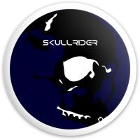 Skullrider Dynamic Discs Fuzion Trespass Driver Disc