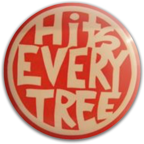 Hits Every Tree Dynamic Discs Fuzion Felon Driver Disc