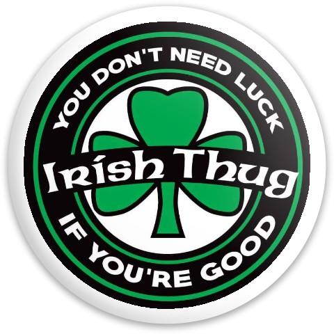 Irish Thug Westside Discs Tournament Hatchet Driver Disc
