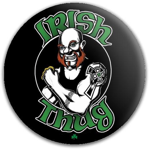 Irish Thug 3 Dynamic Discs Fuzion Truth Midrange Disc