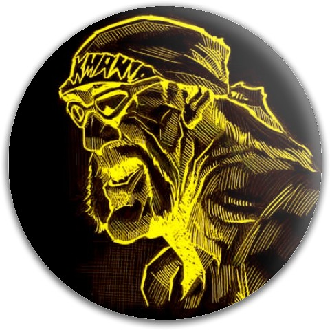 Judge Hulk Dynamic Discs Fuzion Judge Putter Disc
