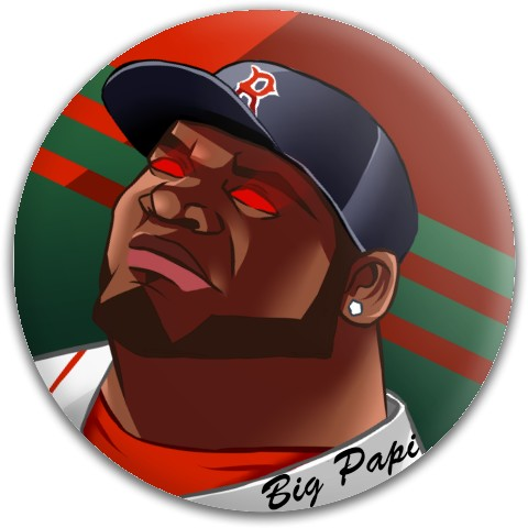 Big Papi Dynamic Discs Fuzion Judge Putter Disc