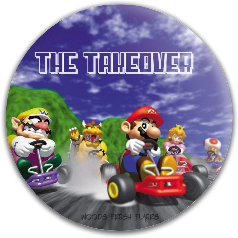 The Takeover Dynamic Discs Fuzion Verdict Midrange Disc