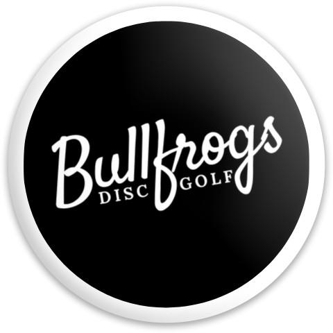 Bullfrogs (Black) Westside Discs TP World Driver Disc