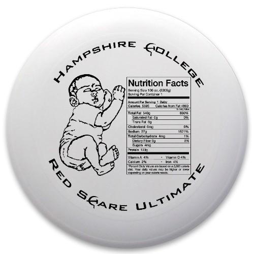 EAT THE BABIES Discraft Ultrastar Ultimate Frisbee