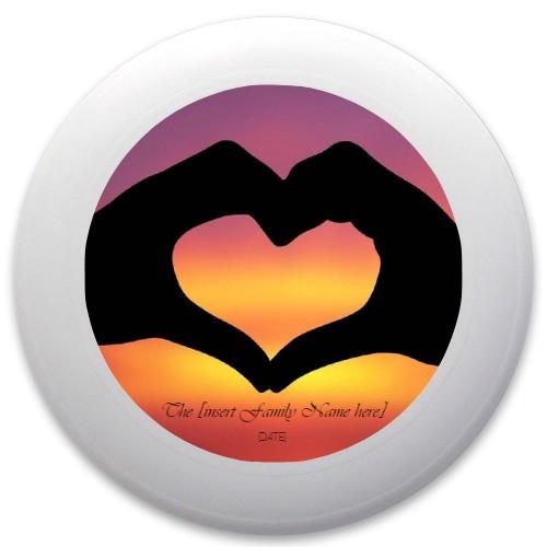 Design #62836 (Love) Innova Pulsar Custom Ultimate Disc