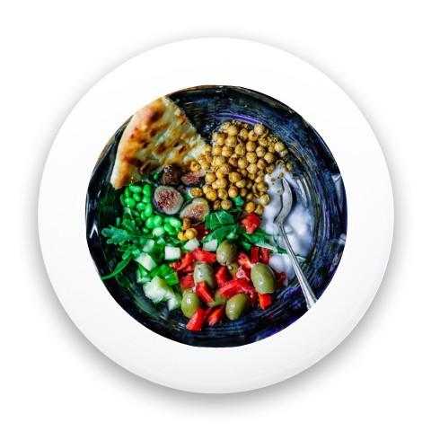 Design #62839 (Foods) Custom Mini Ultimate Disc