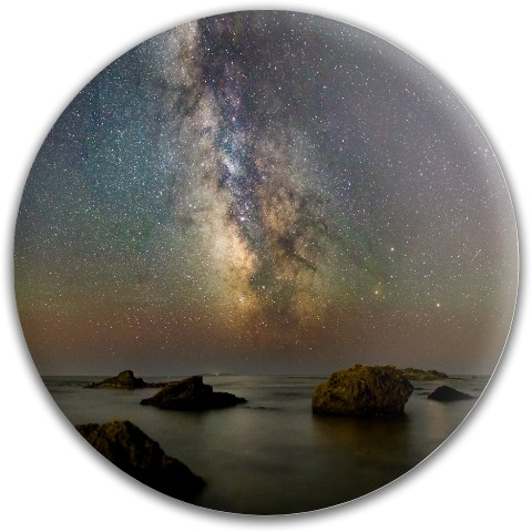 Design #65995 (Space) Dynamic Discs EMAC Truth Midrange Disc