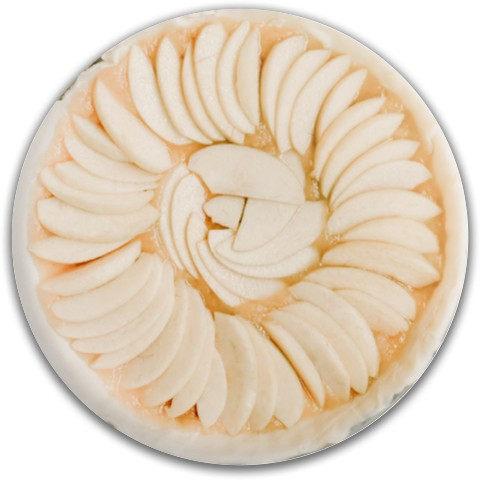 Food Disc Latitude 64 Gold Line Compass Midrange Disc