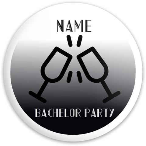 Bachelor Party Dynamic Discs Fuzion Defender Driver Disc