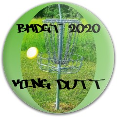 King Dutt revised Latitude 64 Gold Line Pure Putter Disc