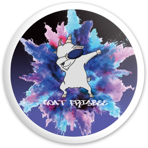 Goat Frisbee Dynamic Discs Latitude 64 Opto Explorer