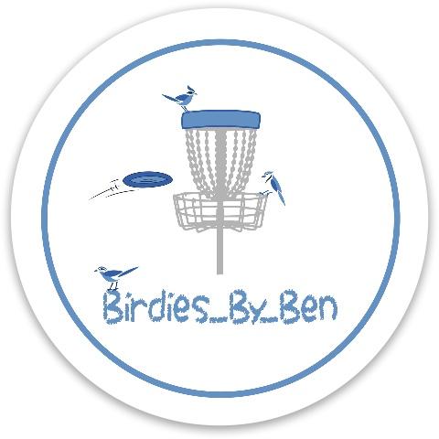 Birdies By Ben Latitude 64 Gold Line Ballista Driver Disc