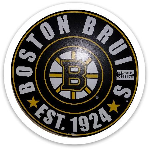 Bruins Dynamic Discs Captain Driver Disc
