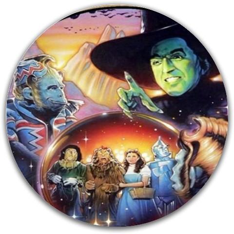 Wizard of oz Dynamic Discs EMAC Truth Midrange Disc