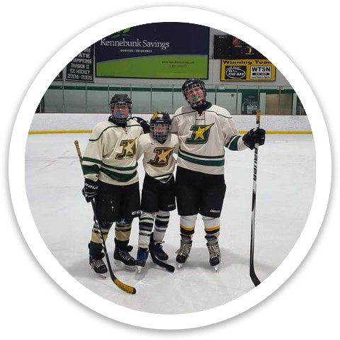 Hockey boys Dynamic Discs Fuzion Trespass Driver Disc