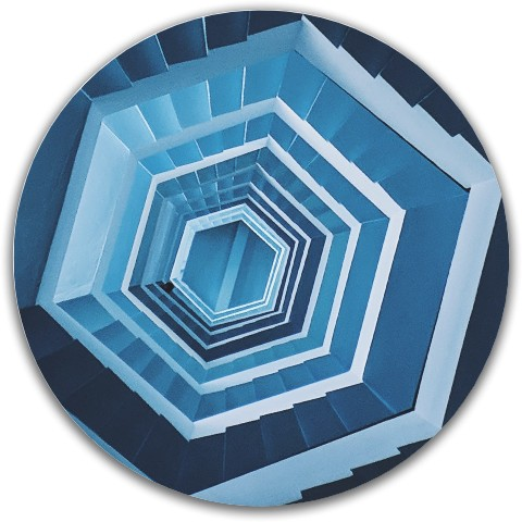 Optical illusion disc Dynamic Discs Fuzion Justice Midrange Disc