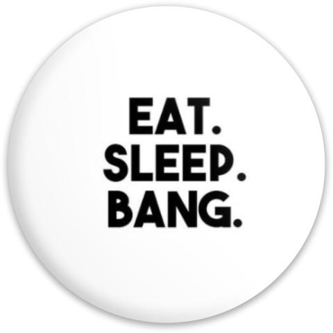EAT. SLEEP.BANG. Dynamic Discs Maverick Driver Disc