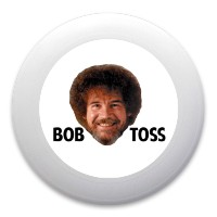 Bob Toss Ultimate Frisbee