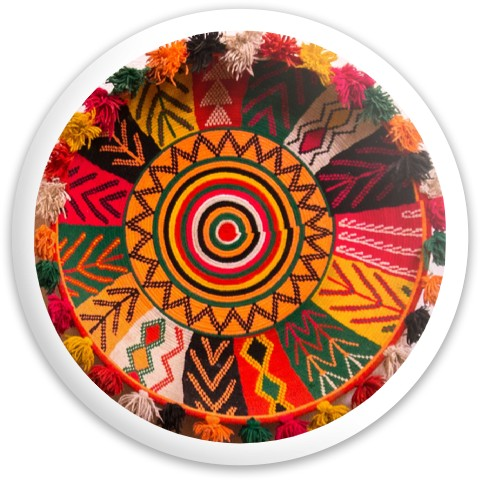 Abstract disc Dynamic Discs Fuzion Sheriff Driver Disc