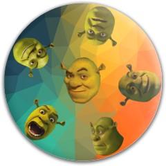 Shrek Dynamic Discs Fuzion Felon Driver Disc
