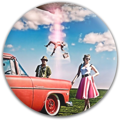 Casual Abduction Dynamic Discs Fuzion Felon Driver Disc
