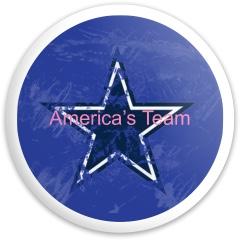 Americas Team Dynamic Discs Sergeant Driver Disc