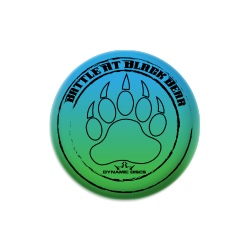Battle at black bear Dynamic Discs Judge Mini Disc Golf Marker