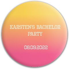 Karsten Bachelor party Dynamic Discs Fuzion Felon Driver Disc