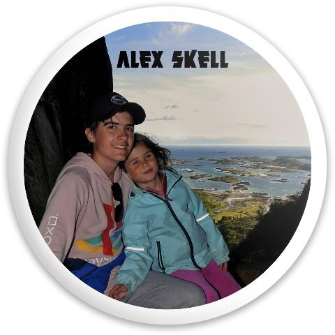 Skell Dynamic Discs Fuzion Trespass Driver Disc