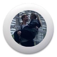 Rachel & Tyler Ultimate Frisbee