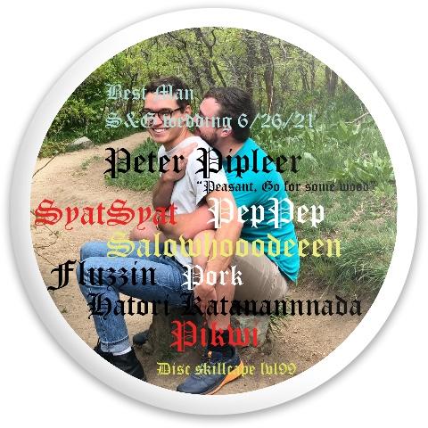 Pete Dynamic Discs Raider Driver Disc