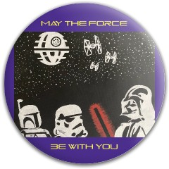 Star Wars Pure Latitude 64 Gold Line Pure Putter Disc