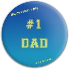 Father's Day Dynamic Discs Fuzion Suspect Midrange Disc