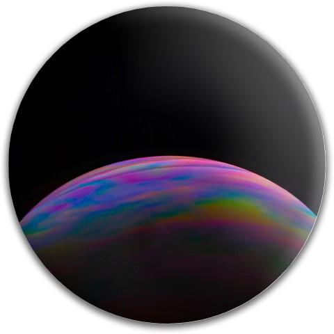Space disc Dynamic Discs Fuzion Felon Driver Disc