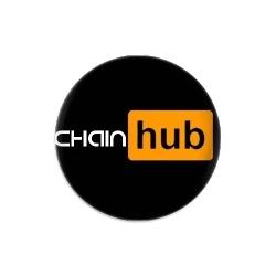 Chain hub Dynamic Discs Judge Mini Disc Golf Marker