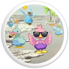 Duckletts on the Beach Dynamic Discs Maverick Driver Disc