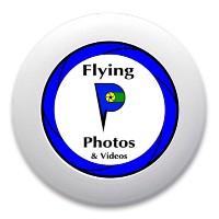 Flying Photos & Videos Logo Disc Ultimate Frisbee